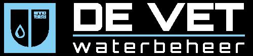 De Vet Waterbeheer Logo
